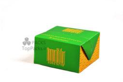 نمونه جعبه همبرگر