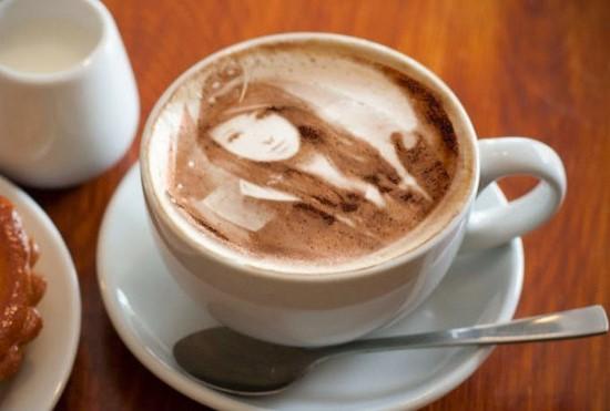 طراحی و تزیین قهوه