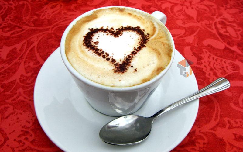 طراحی روی قهوه و تزیین با شیر (22)