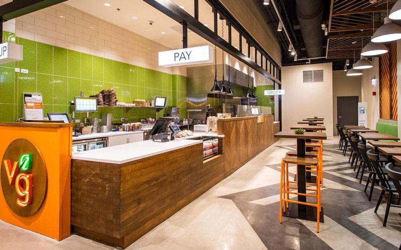 راه اندازی رستوران غذای سالم