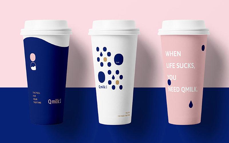 اهمیت لیوان کاغذی اختصاصی برای برندینگ