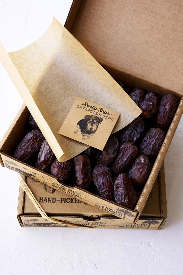 بسته بندی خرما صادراتی