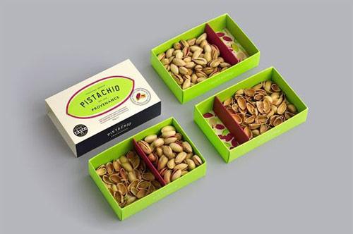 جعبه پسته کوچک صادراتی