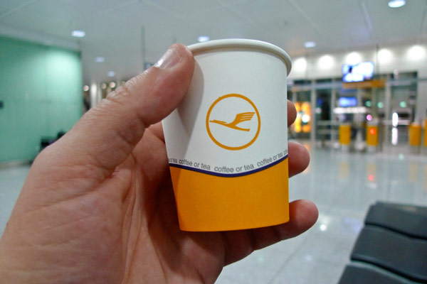 لیوان پذیرایی هواپیمایی