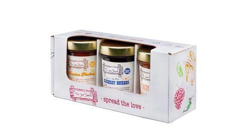 جعبه عسل سه تایی