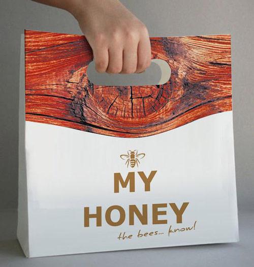 پاکت عسل