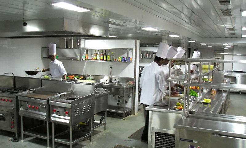 تجهیزات رستوران