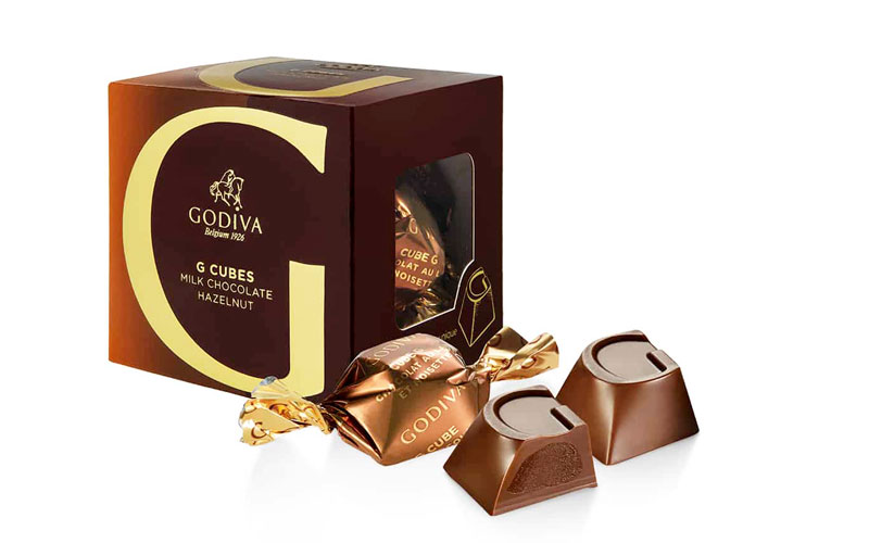 انواع جعبه و بسته بندی شکلات