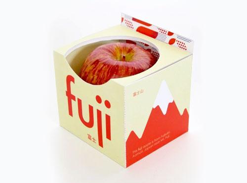 جعبه سیب تکی با جنس ایندربورد برای صادرات میوه