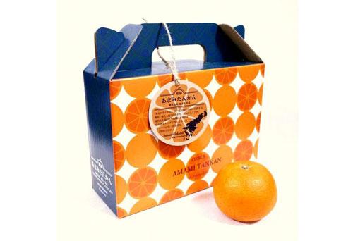 جعبه پرتقال خاص