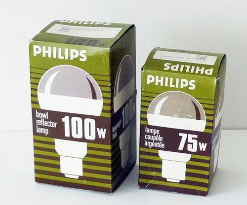 جعبه لامپ ساده