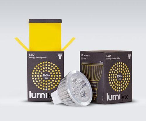 جعبه لامپ هالوژنی
