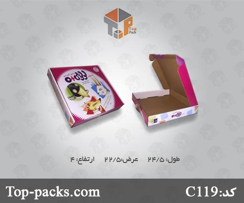 کارتن لمینتی محصولات آموزشی 1