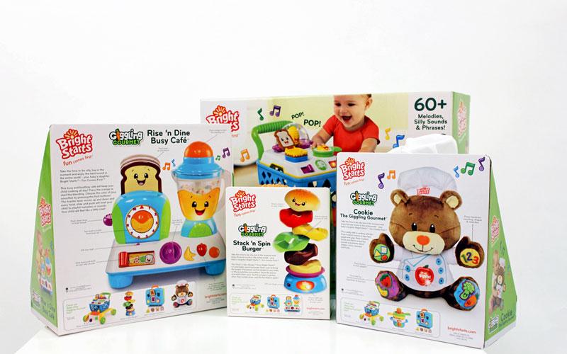 انواع جعبه عروسک در سایز های مختلف