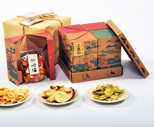 جعبه مادر شیک بسته بندی میوه خشک