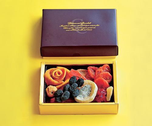 جعبه میوه خشک درب جدا
