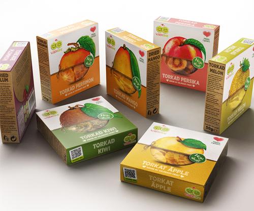 جعبه میوه خشک کوچک