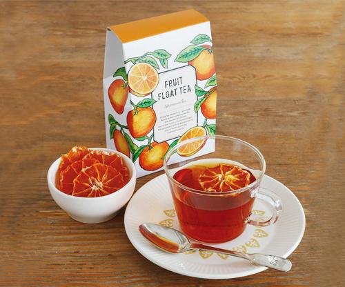 پاکت پرتقال خشک شیک
