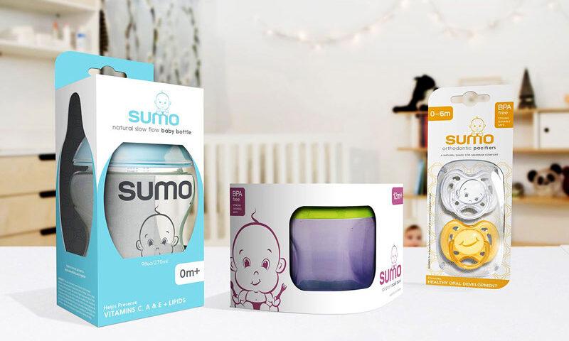 بسته بندی لوازم نوزاد و کودک